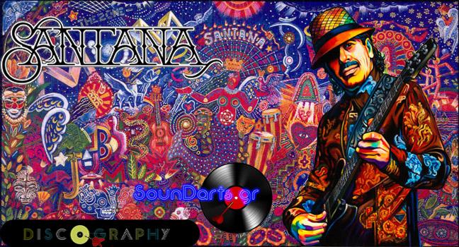 Discography & ID: Carlos Santana