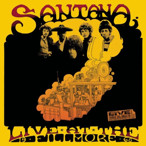 1997 – Live at the Fillmore 1968