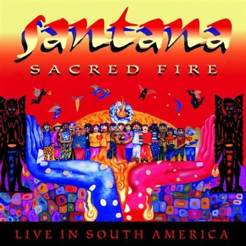 1993 – Sacred Fire: Live in South America