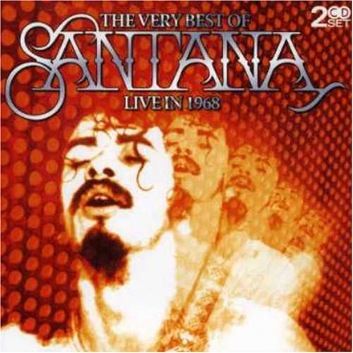 2007 – The Very Best of Santana-Live in 1968