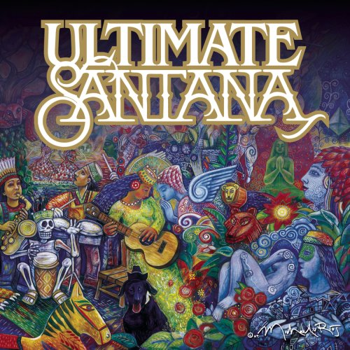 2007 – Ultimate Santana (Compilation)