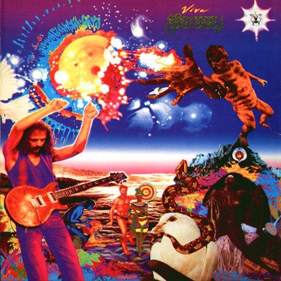 1988 – Viva Santana (Compilation)