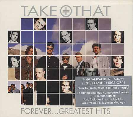 2002 – Forever… Greatest Hits (Compilation)