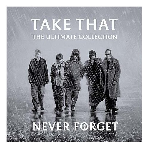 2005 – Never Forget-The Ultimate Collection (Compilation)