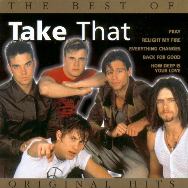 2001 – The Best of Take That (Compilation)