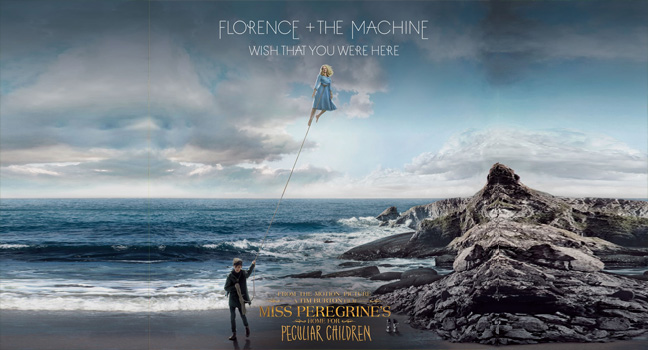 New Single | Florence And The Machine – Wish That You Were Here