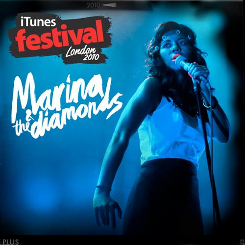 2010 – iTunes Festival: London 2010 (EP)