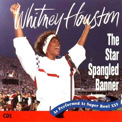 1991- The Star-Spangled Banner (Non-album single)
