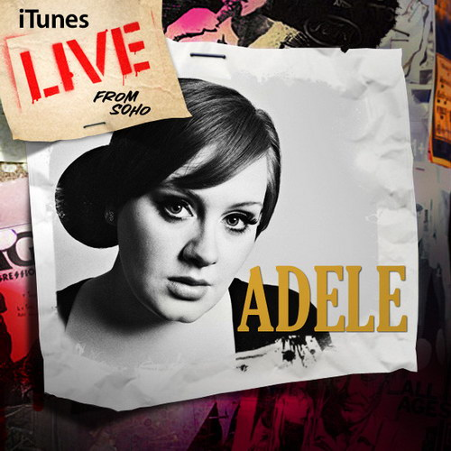 2009 – iTunes Live from SoHo (Live EP)