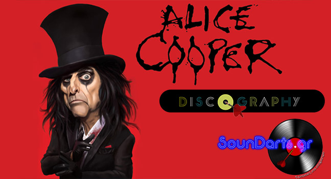 Discography & ID : Alice Cooper