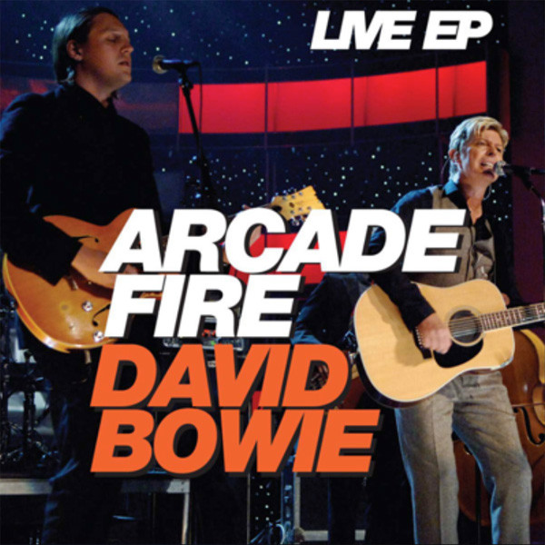 2005 – Live at Fashion Rocks (Live EP with David Bowie)