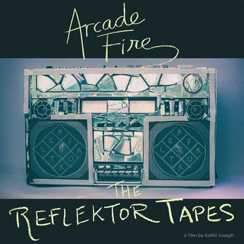 2015 – The Reflektor Tapes (EP)