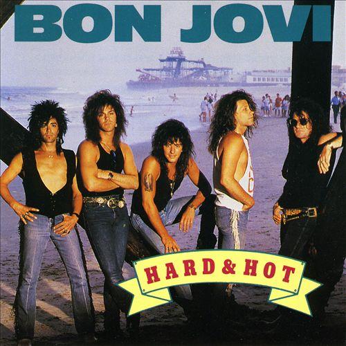 1991 – Hard & Hot (Compilation)