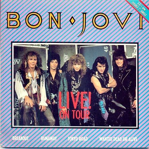 1987 – Live On Tour (EP)