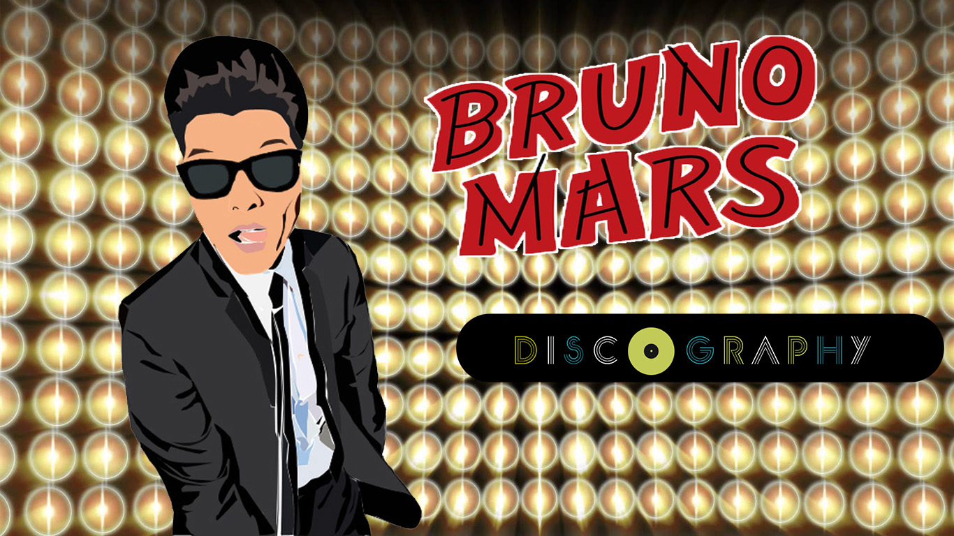 Discography & ID: Bruno Mars