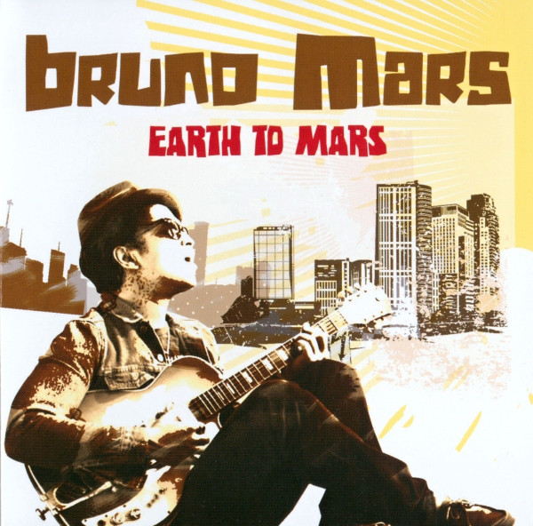 2011 – Earth to Mars (Unofficial Release)