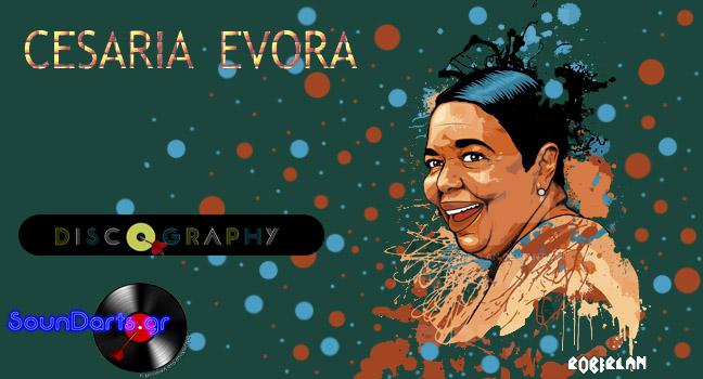 Discography & ID : Cesária Évora