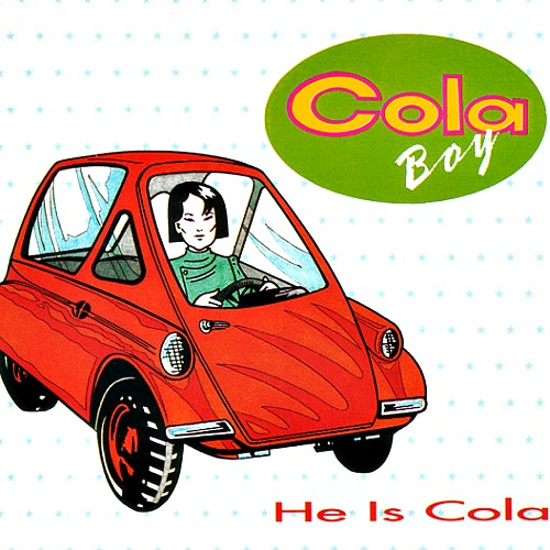 1991 – He is Cola (as Cola Boy E.P.)
