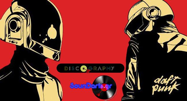 Discography & ID : Daft Punk