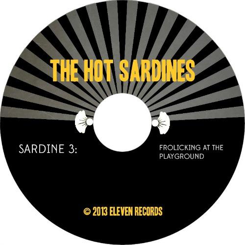 2014 – Sardine 3: Frolicking at the Playground