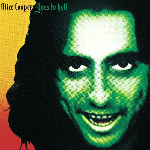 1976 – Alice Cooper Goes to Hell