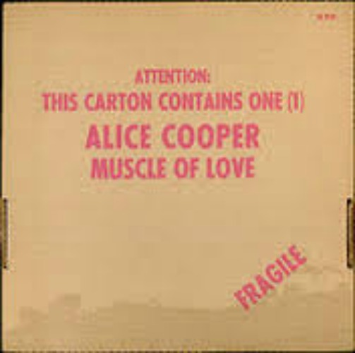 1973 – Muscle Of Love (Alice Cooper Band)