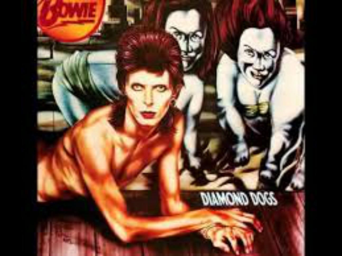 1974 – Diamond Dogs