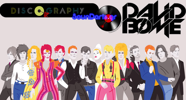 Discography & ID : David Bowie