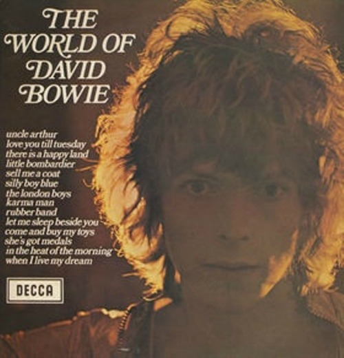 1970 – The World of David Bowie
