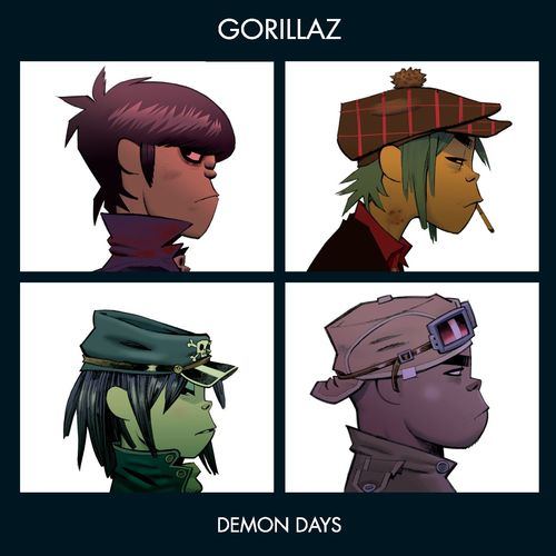 2005 – Demon Days