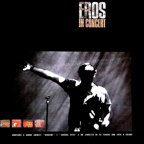 1991 – Eros in concert