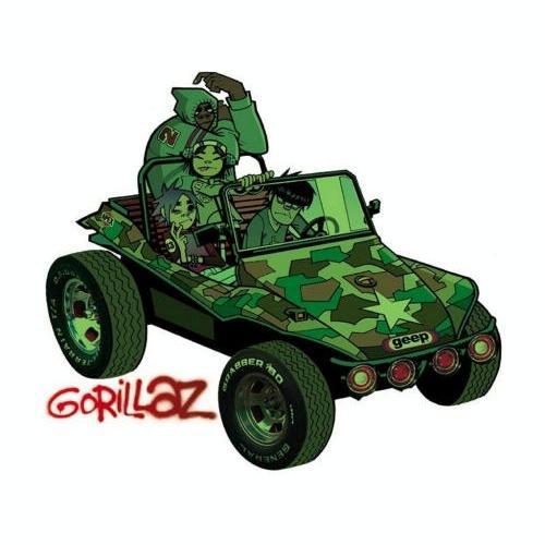 2001 – Gorillaz