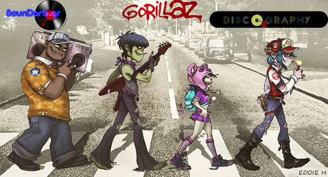 Discography & ID : Gorillaz