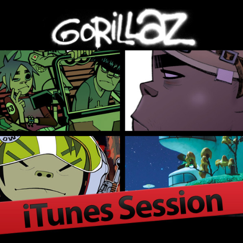 2010 – iTunes Session (E.P.)