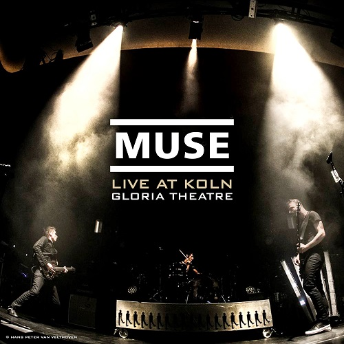 2015 – Live at Köln (Deezer EP)