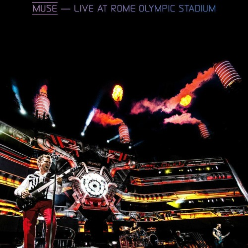 2013 – Live at Rome Olympic Stadium