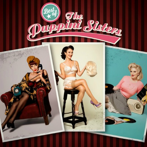 2015 – The Best of The Puppini Sisters album