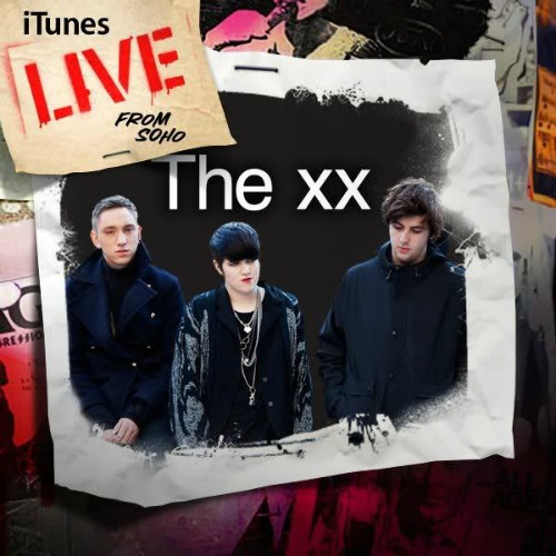 2010 – iTunes Live from SoHo	 (E.P.)