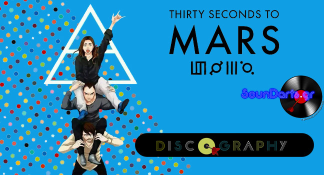 Discography & ID: 30 Seconds To Mars