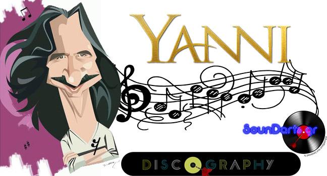 Discography & ID : Yanni