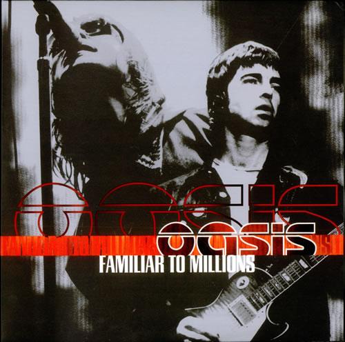 2000 – Familiar to Millions (Live)