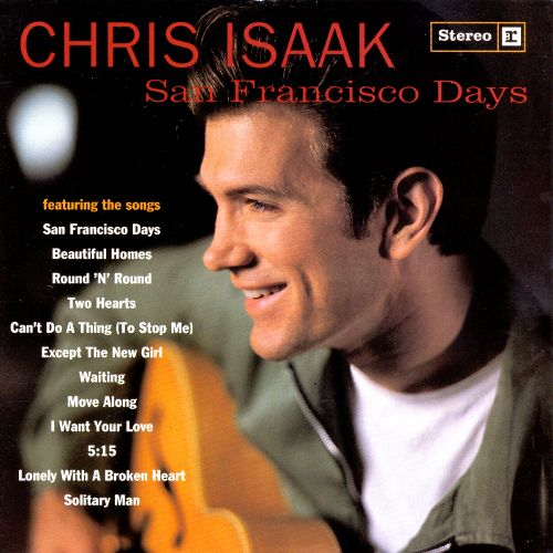 1993 – San Francisco Days