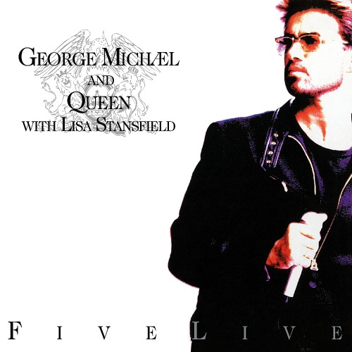 1993 – Five Live (with Queen & Lisa Stansfield / EP)