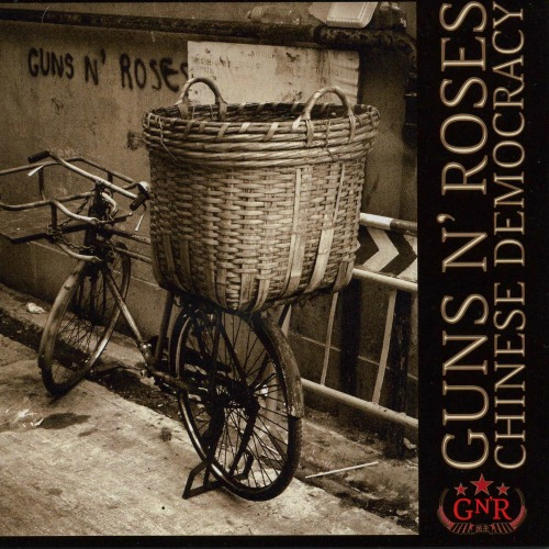 2008 – Chinese Democracy