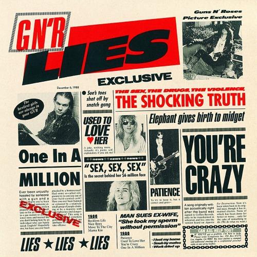 1988 – G N' R Lies
