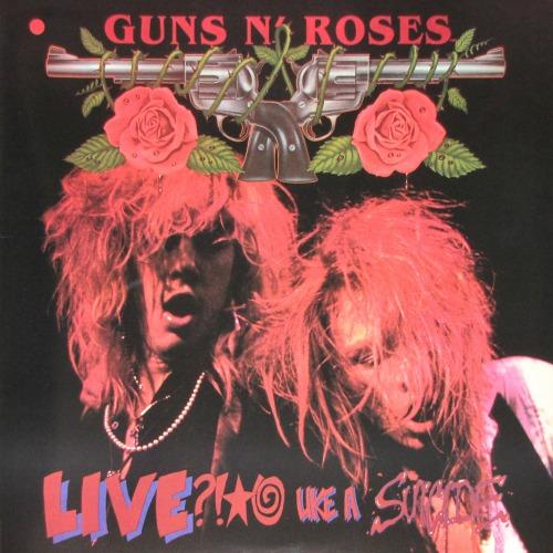 1986 – Live ?!*@ Like a Suicide