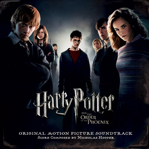 2007 – Harry Potter and the Order of the Phoenix