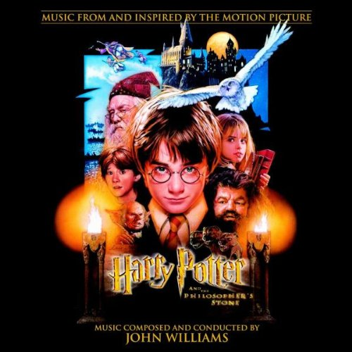 2001 – Harry Potter and the Philosopher's Stone