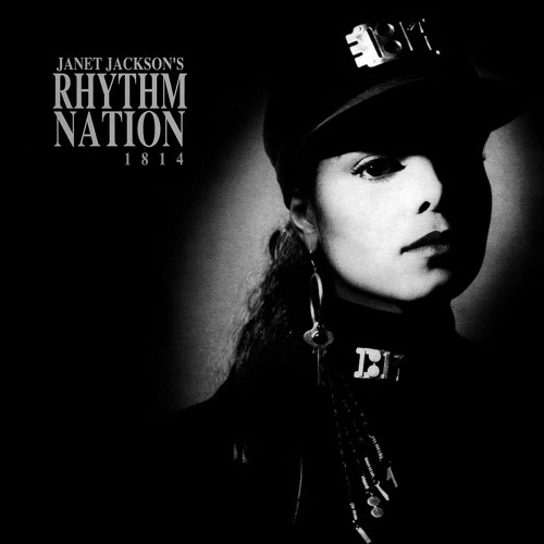 1989 – Janet Jackson's Rhythm Nation 1814