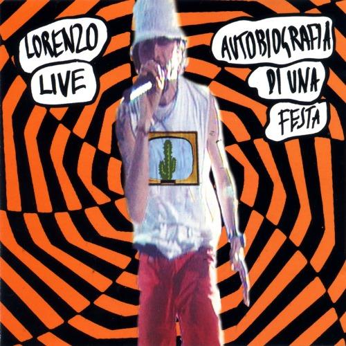 2000 – Lorenzo Live – Autobiografia di una festa